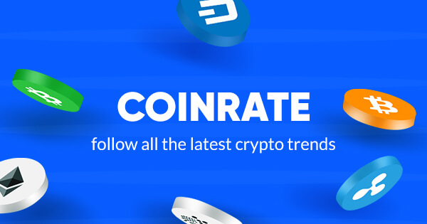 Crypto market in real time | Coinrate com